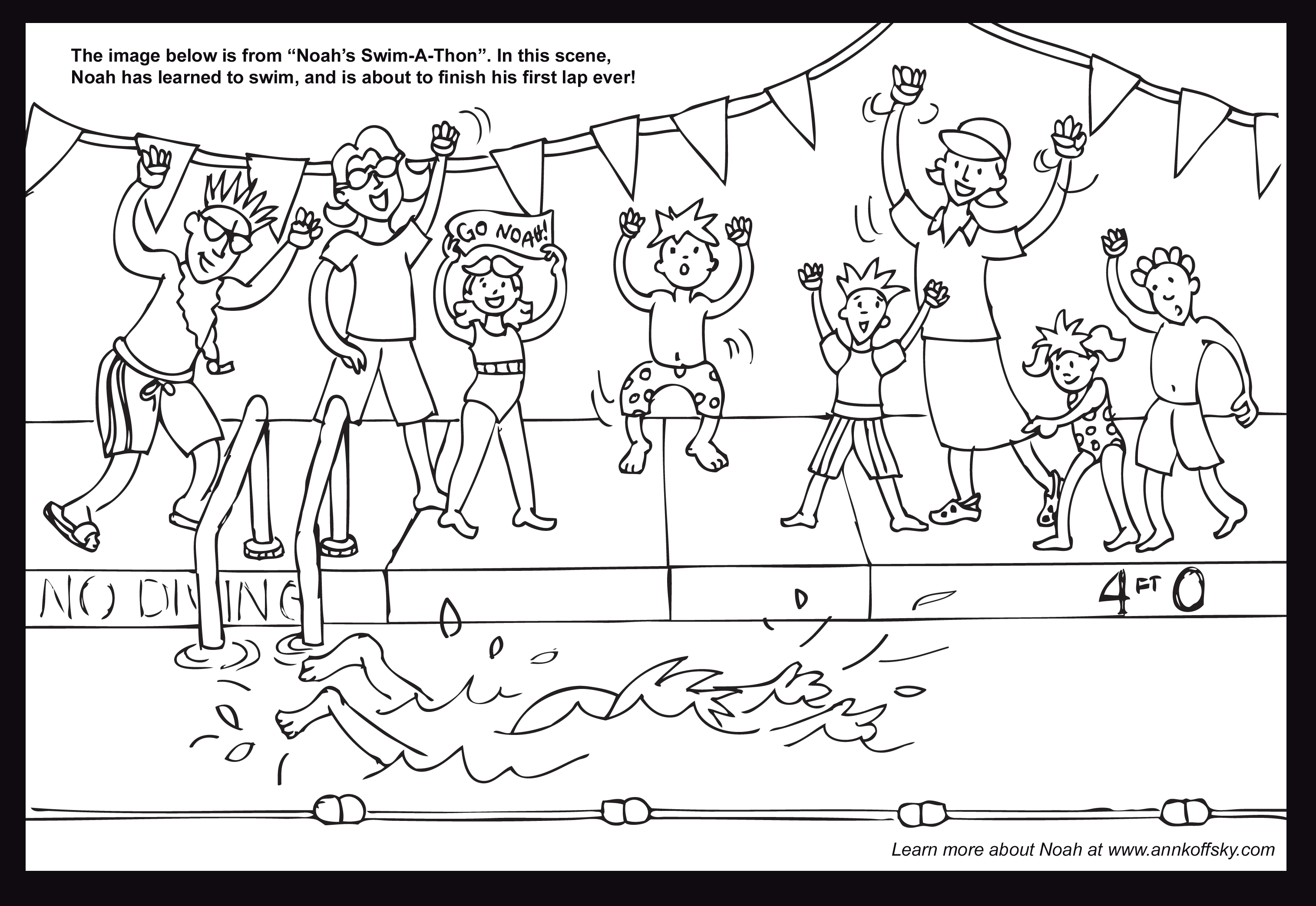 New Coloring Page