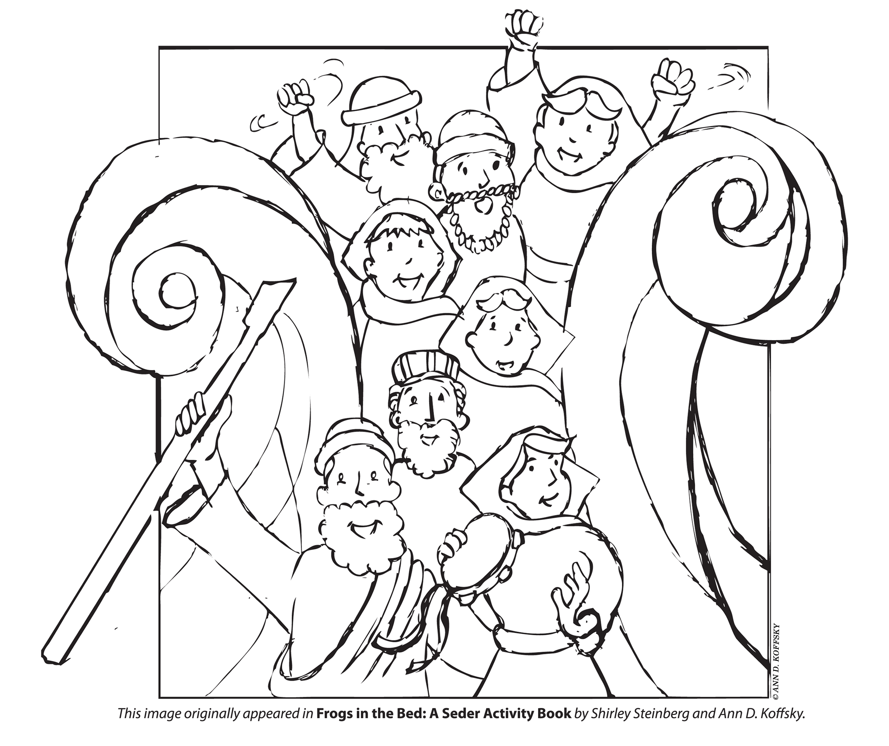 and greatest coloring page from yours truly as always just click on the image and print and if you need it as a pdf you can click here red sea