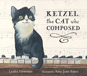 Ketzel book jacket